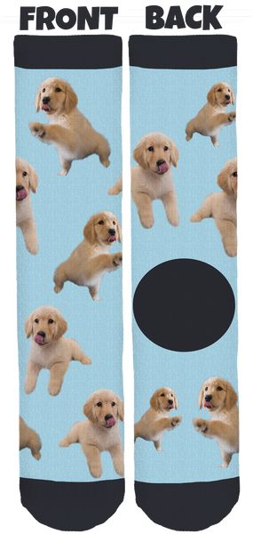 Goldens Glee Crew Socks