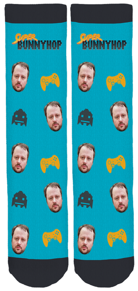 Super Bunnyhop Crew Socks