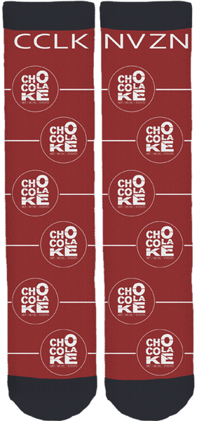 Limited Edition ChocoSocks Crew Socks
