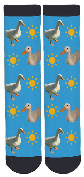 Pacific Waterfowl Rescue Crew Socks