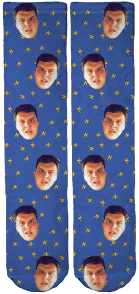 LIMITED EDITION JIMMY MURRILL CREW SOCKS
