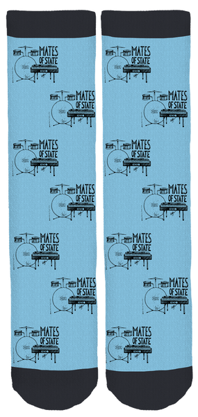 Mates of State Crew Socks