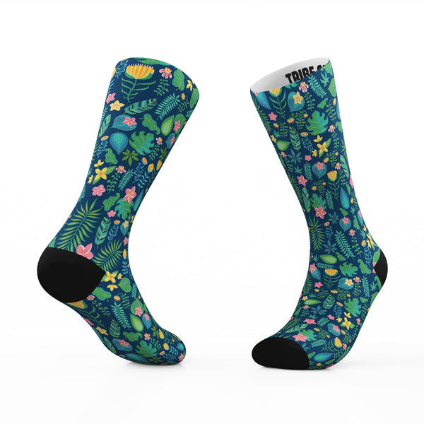 Jungle Socks