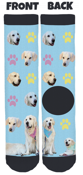 Tucker, Annie & Ashley Crew Socks