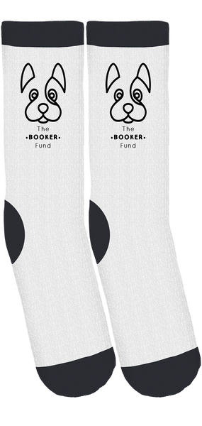 The Booker Fund 2 Crew Socks