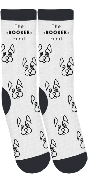 The Booker Fund 1 Crew Socks