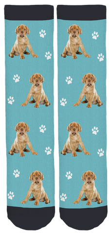 Dogue de Bordeaux Crew Socks