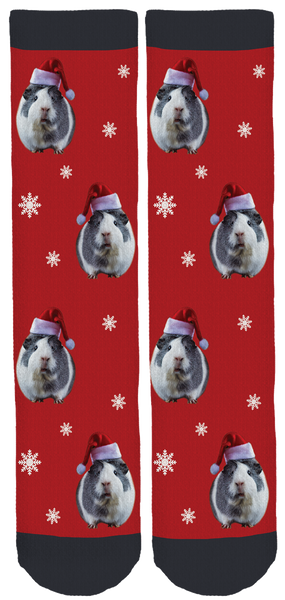 Mieps The Guinea Pig Holiday Socks