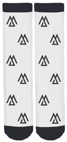 Limited Edition Mass Musings Lifestyle Crew Socks!