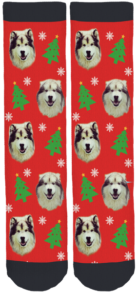 Mooshie Holiday Socks