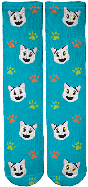 Limited Edition Camden County Animal Shelter Crew Socks!