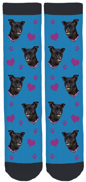Limited Edition Passion 4 Pitts Rescue Crew Socks!
