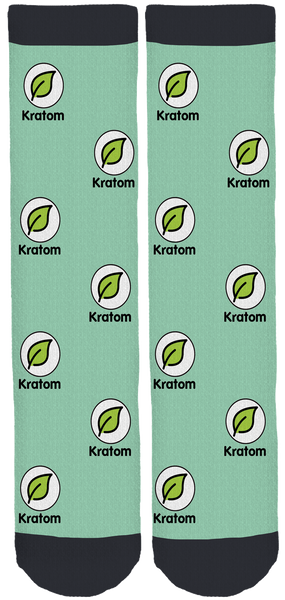 Saving Kratom Crew Socks