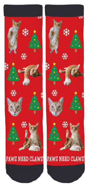 City the Kitty Crew Socks