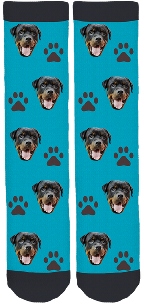 Rottie Rescue Crew Socks
