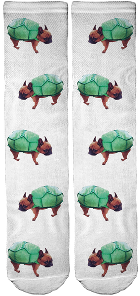 Limited Edition HenriLeFrenchie Crew Socks