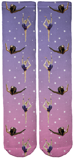 Limited Edition Melitina Staniouta Crew Socks