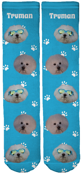 Limited Edition Truman Crew Socks