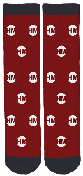 Limited Edition Hood Movement Bamboo Crew Socks