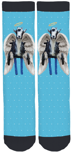 Angel's Army Crew Socks