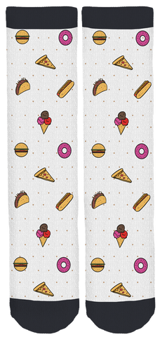 Limited Edition Toronto's Finest Food Crew Socks!