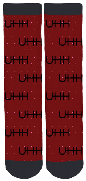 Limited Edition Uh Huh Her Crew Socks