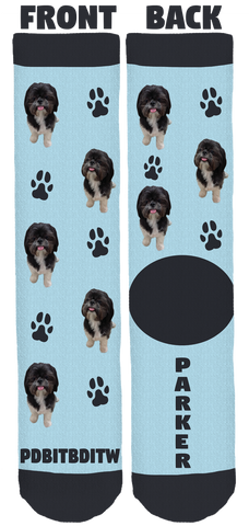 Limited Edition Parker Crew Socks