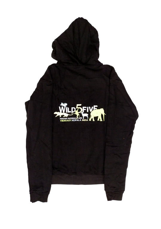 Wild Five Hoodies
