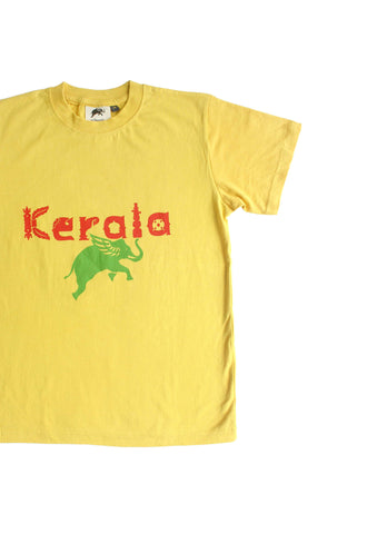 Kerala Flying Elephant Kids T-shirt