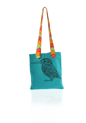 Kingfisher Bag