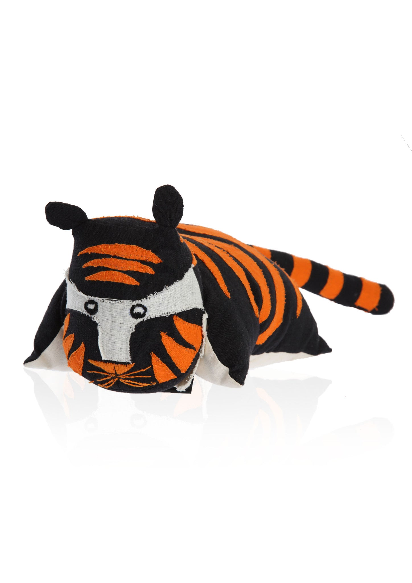 Pillow Tiger - Black