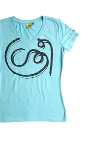 Shree T-shirt (V Neck- Ladies)