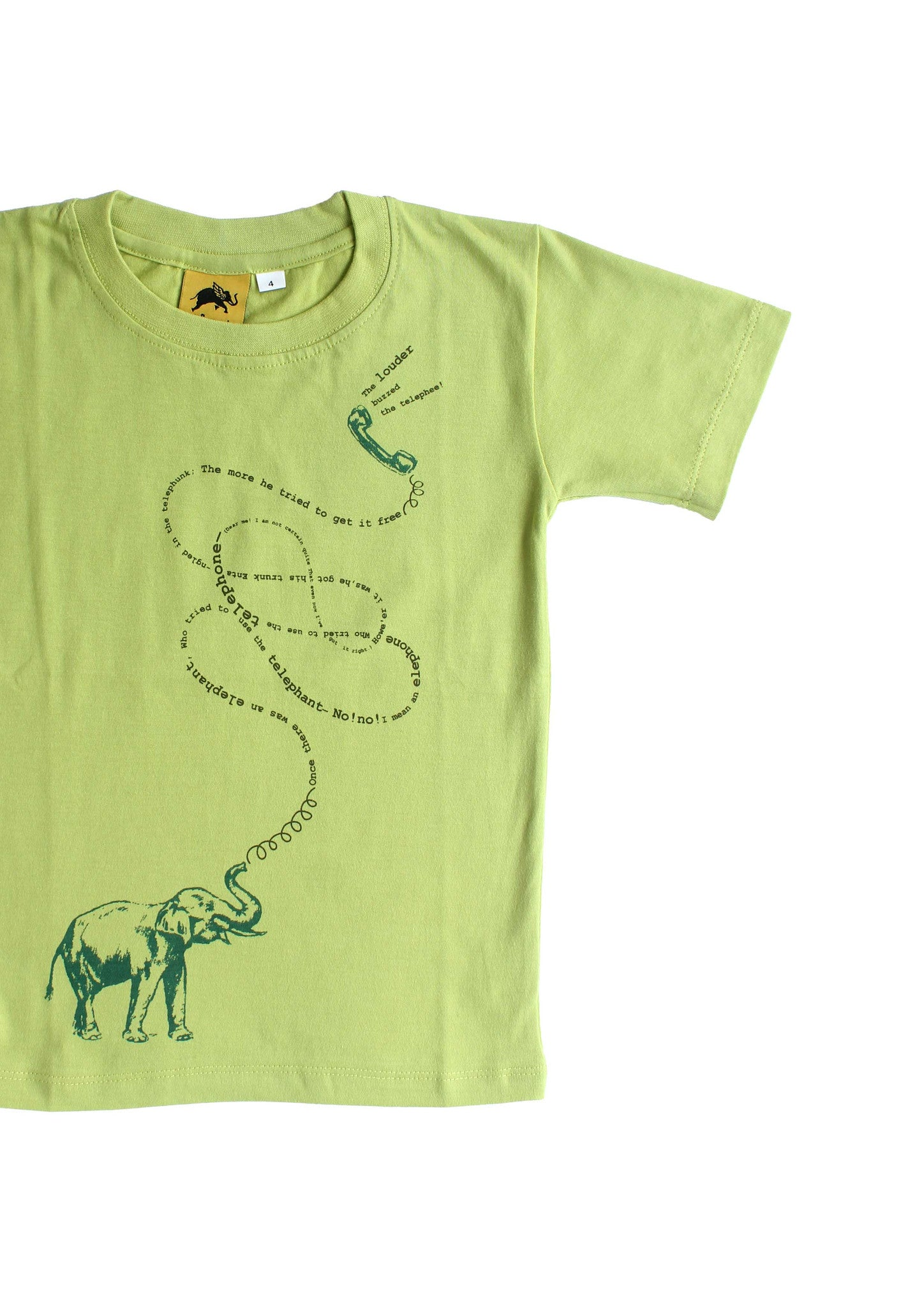 Telephonee Kids T-shirt