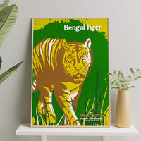 Wild Five Poster- TIGER