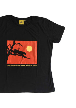 Twilight Ladies-Orange T-shirt
