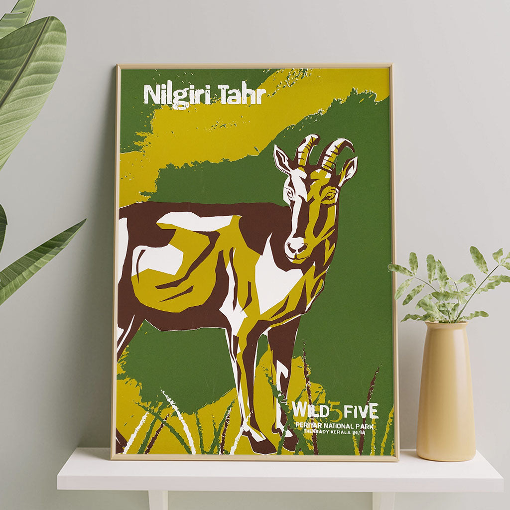 Wild Five Poster- THAR