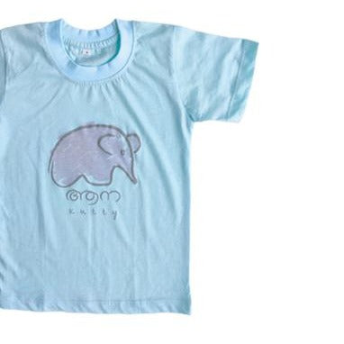 Aanakutty T-shirt - Elephant Kutty