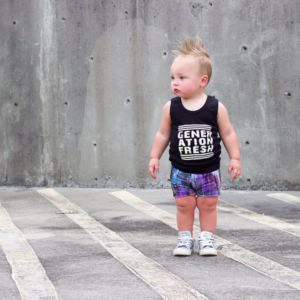 Generation Fresh Tank-tank top-Hip Kid Apparel-kids graphic t-shirts-kids graphic tees-modern kids clothes-trendy shirts for kids-unisex kids shirts-for-boys-girls