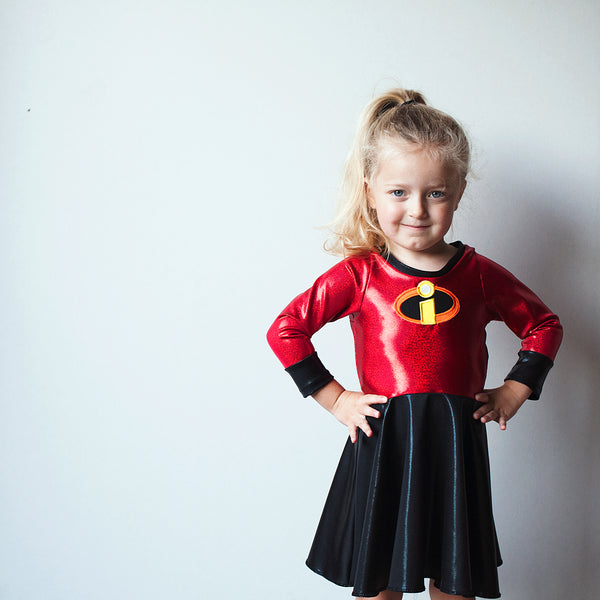 Incredibles Violet Dress
