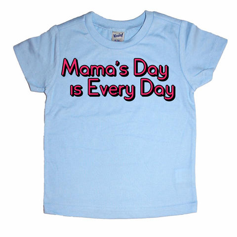 PREORDER Mother's Day Tee Shirt - Blue