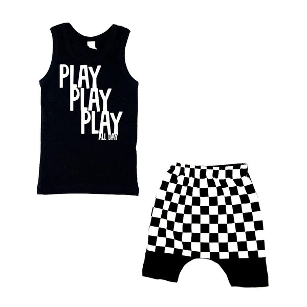 Play, Play, Play All Day - Tank Top - PREORDER