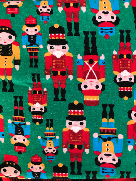 Nutcracker (GREEN) Print