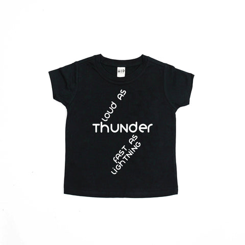 Thunder and Lightning Tee Shirt