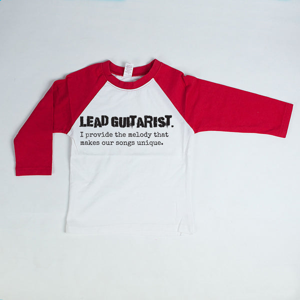 Lead Guitarist-Hip Kid Apparel-kids graphic t-shirts-kids graphic tees-modern kids clothes-trendy shirts for kids-unisex kids shirts-for-boys-girls