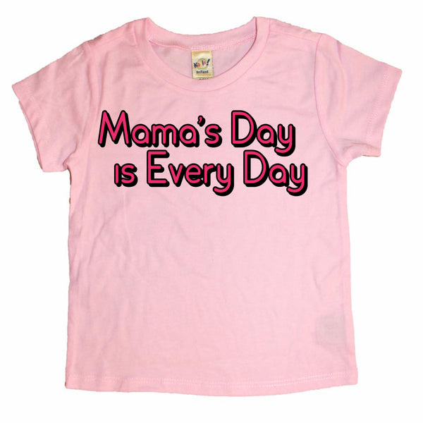 PREORDER Mother's Day Tee Shirt - Pink