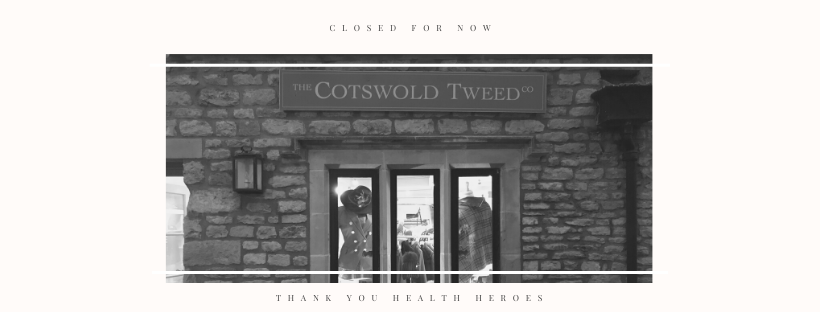 The Cotswold Tweed Co | Thank you NHS