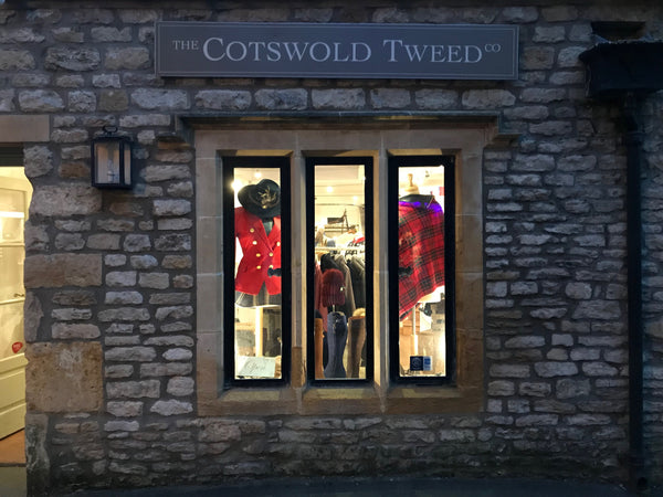 The Cotswold Tweed Co in Stow on the Wold