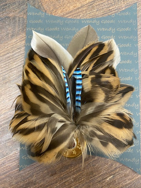 Feather 4""