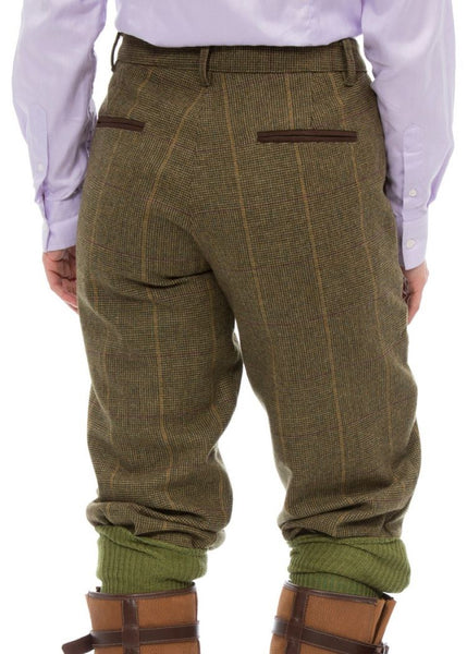 Combrook Ladies Tweed Breeks