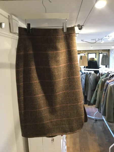 Surrey Tweed Skirt